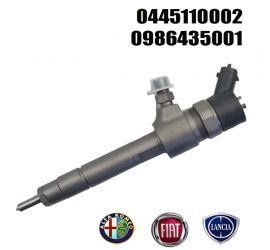 Injecteur C.Rail CRIN Bosch CR/IPS21/ZEREK10S 0445120002 FIAT Ducato 18 2.8 JTD