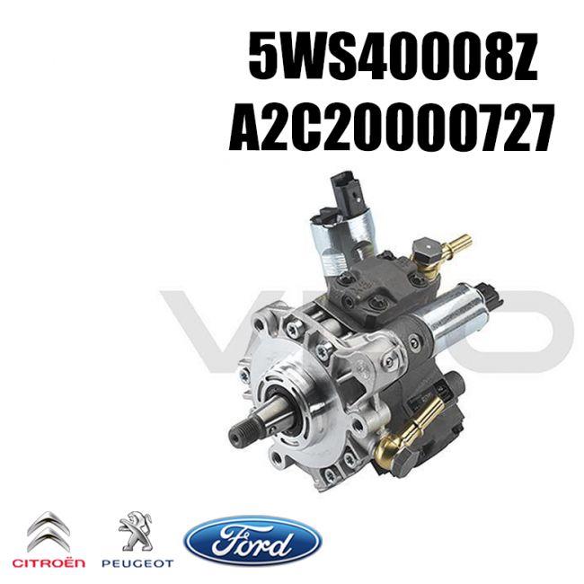 Pompe injection Siemens 5WS40008-Z Citroen C2