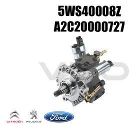 Pompe injection Siemens 5WS40008-Z Citroen PARTNER