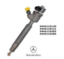 Injecteur C.Rail CRI Bosch CR/IPL19/ZEREAK10S 0445110206 MERCEDES-BENZ SERIE E