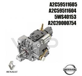 Pompe injection Siemens A2C59511605 NISSAN Qashqai