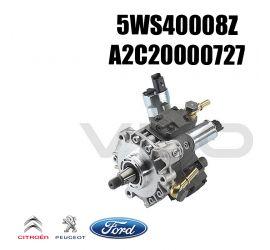 Pompe injection Siemens 5WS40008-Z PEUGEOT 206