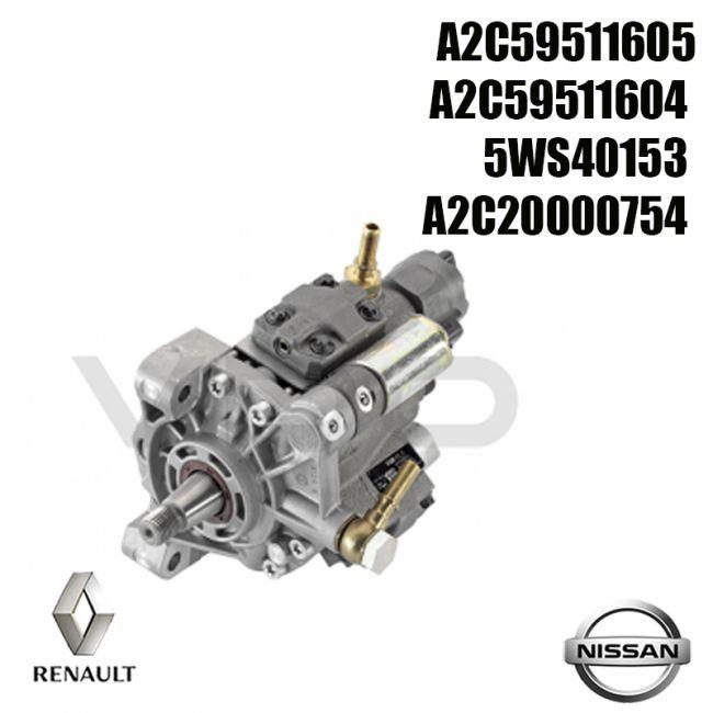 Pompe injection Siemens A2C20000754 RENAULT MEGANE