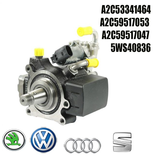 Pompe injection Siemens 5WS40836 SEAT ST