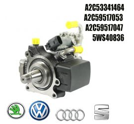 Pompe injection Siemens 5WS40836 SKODA SUPERB