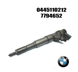 Injecteur C.Rail CRI Bosch CR/IFL17/ZEREAK20S 445110212  BMW  SERIE 5 525 d