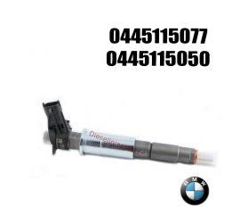 Injecteur C.Rail PIEZO Bosch CR/IPL19/ZEREAK50S 445115077  BMW X 6 xDrive 35 d